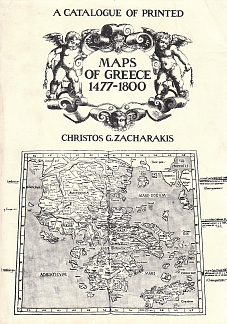 A catalogue of printed maps of Greece