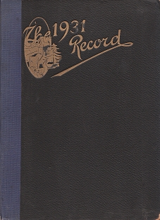 The 1931 record
