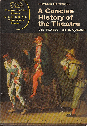 A concise history of the theatre